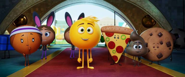 The Emoji Movie 2017 Review Out Of Touch Out Of Ideas