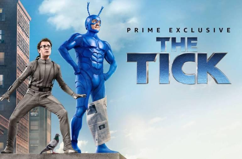 The Tick promo image