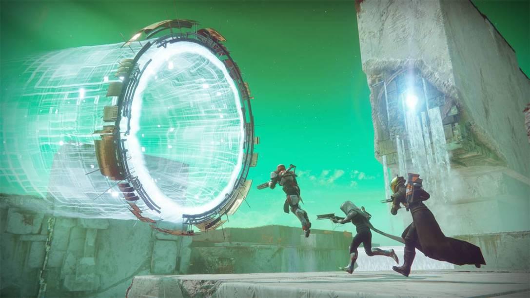 Destiny 2 jumpinh