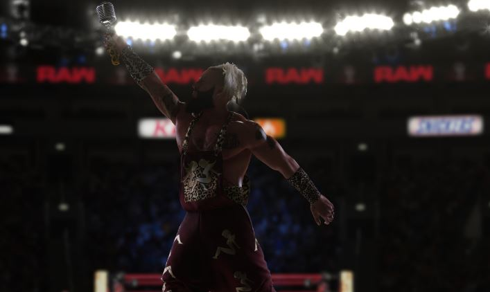 WWE 2K18 Roster Reveal: Stone Cold, Ultimate Warrior, Shawn