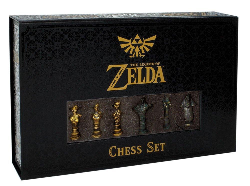 The Legend of Zelda chess