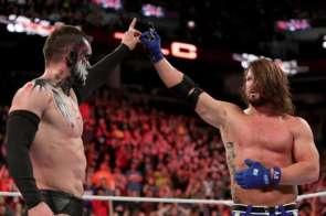 AJ Styles Balor