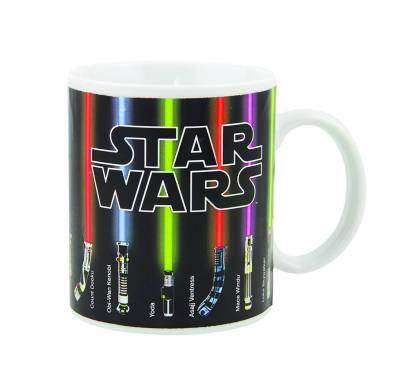 Star Wars gift idea: lightsaber mug