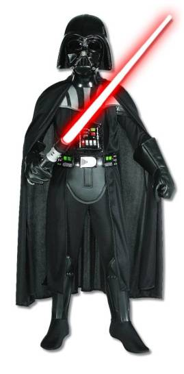 Star Wars gift idea: Kids Darth Vader costume