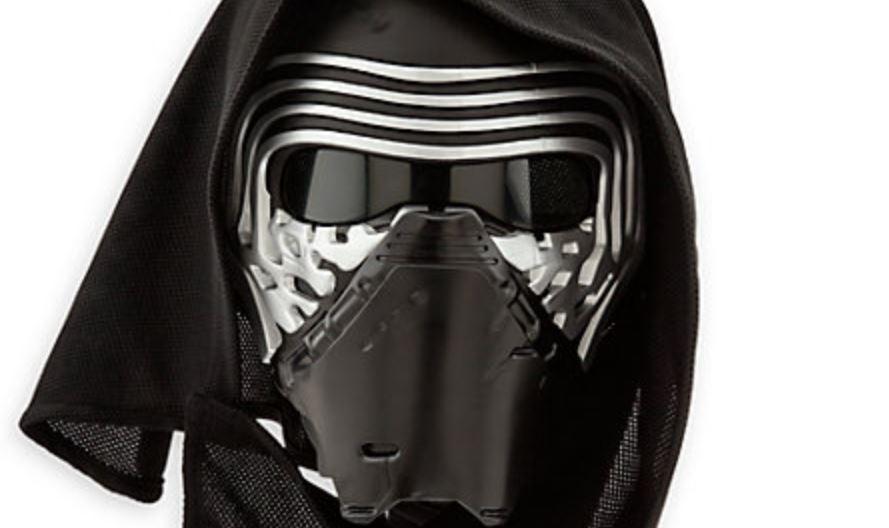 Kylo Ren voice helmet