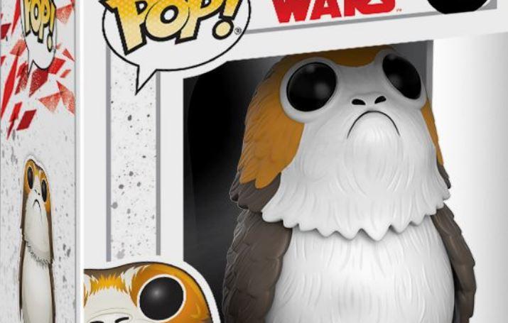 Star Wars Porg funko
