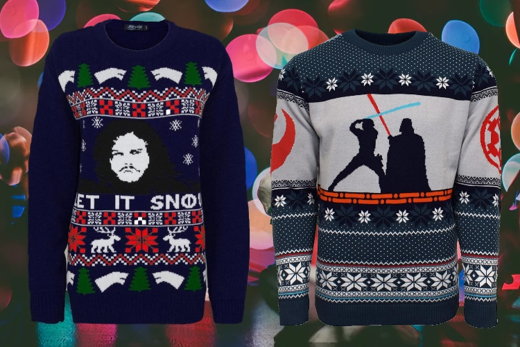 6e63c1b02 15 of the Best Nerdy Christmas Sweaters | Cultured Vultures
