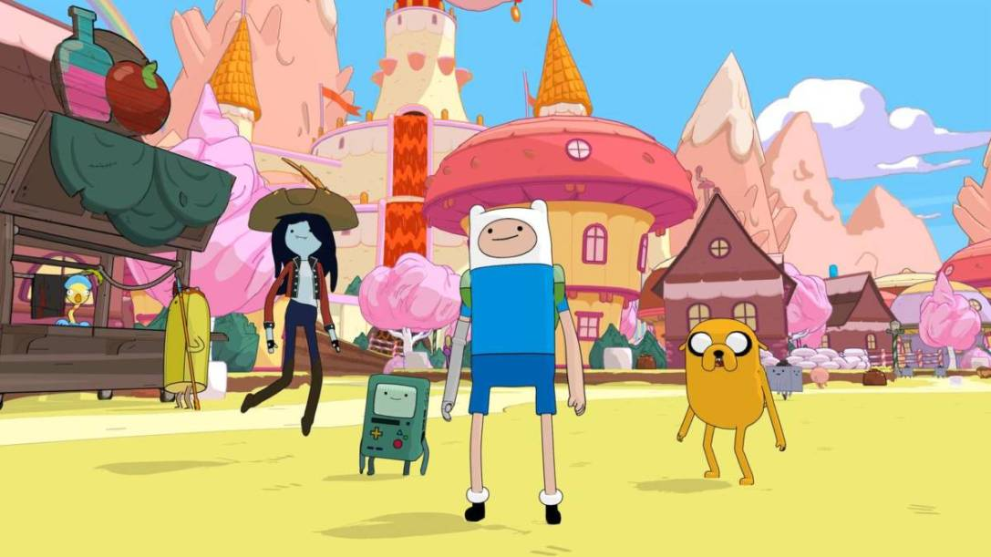 Adventure Time Pirates