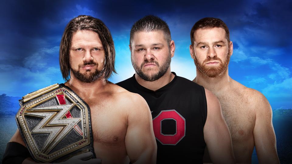 Royal Rumble Championship Match