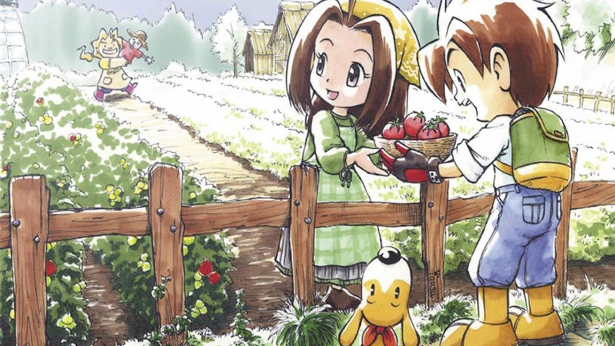Why Harvest Moon Is Better Than Stardew Valley | Cultured Vultures