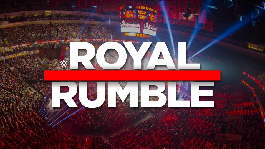 Royal Rumble 2018