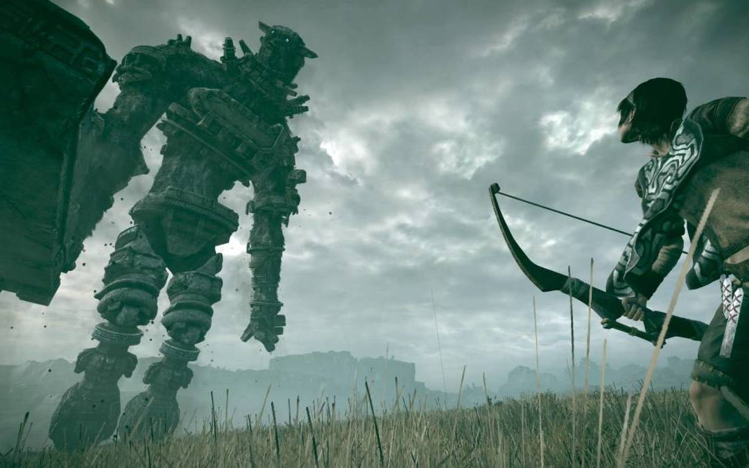 Shadow of the Colossus PS4 review