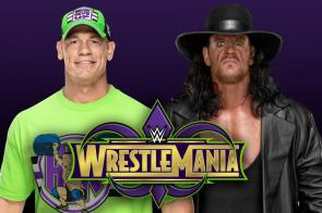 John Cena vs. The Undertaker