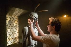 Griffin Newman as Arthur Everest in The Tick