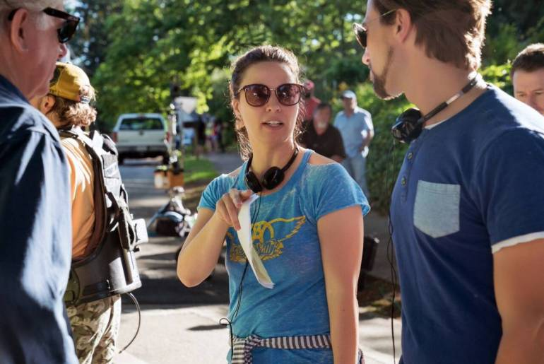 Kay Cannon directing Blockers