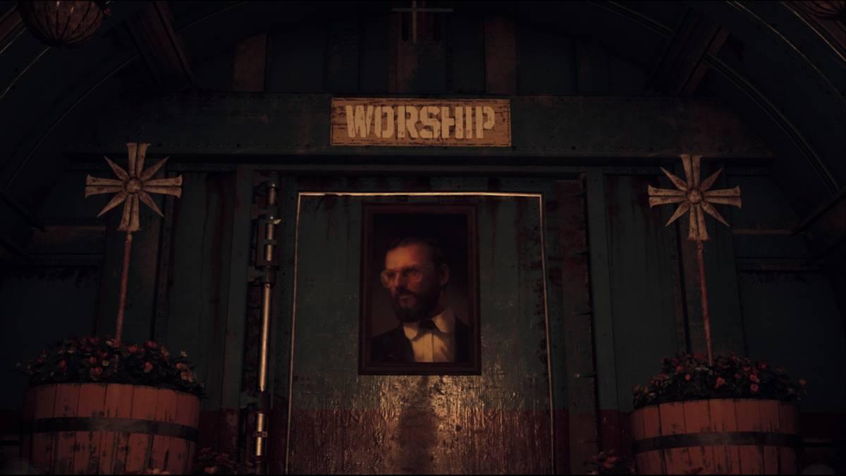 far cry 5 joseph seed church