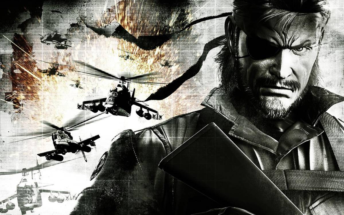 Metal Gear Solid: Peace Walker HD Now Available Via Xbox