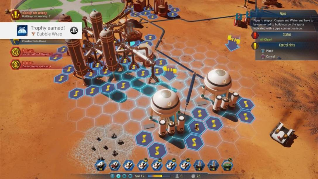 surviving mars demo