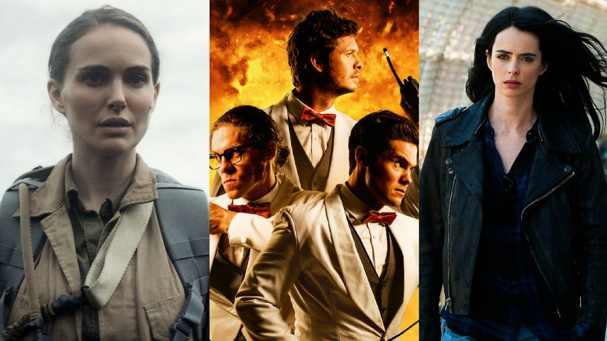 Netflix's Best New Films And Shows For March 2018 | Cultured Vultures