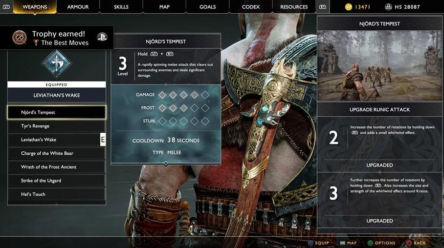 God of War review 18