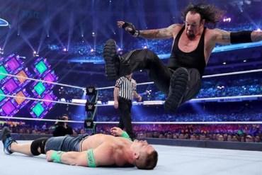 undertaker rusev