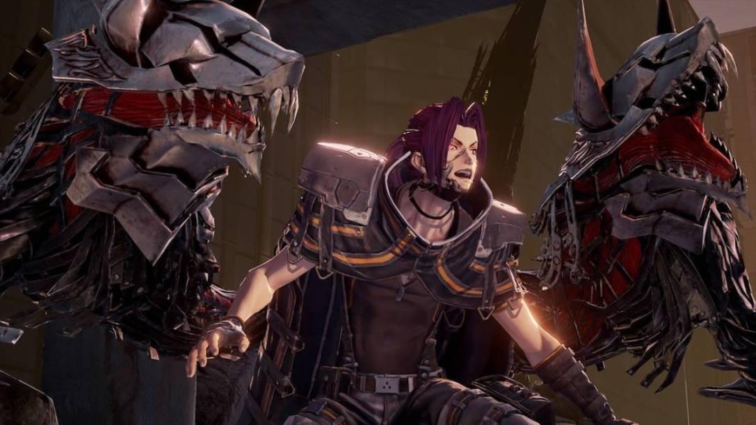 Code Vein Metal Dragons