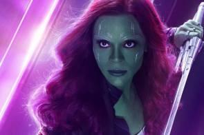 Gamora Infinity War