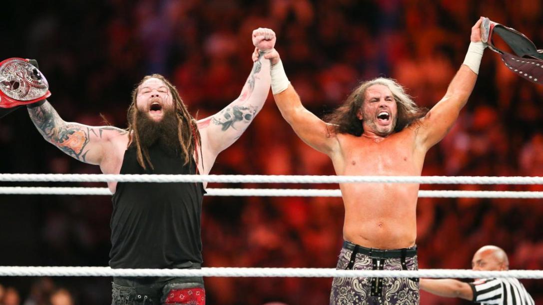 Hardy Wyatt Tag Team