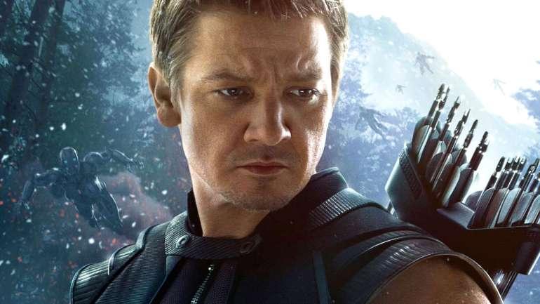 Hawkeye Infinity War