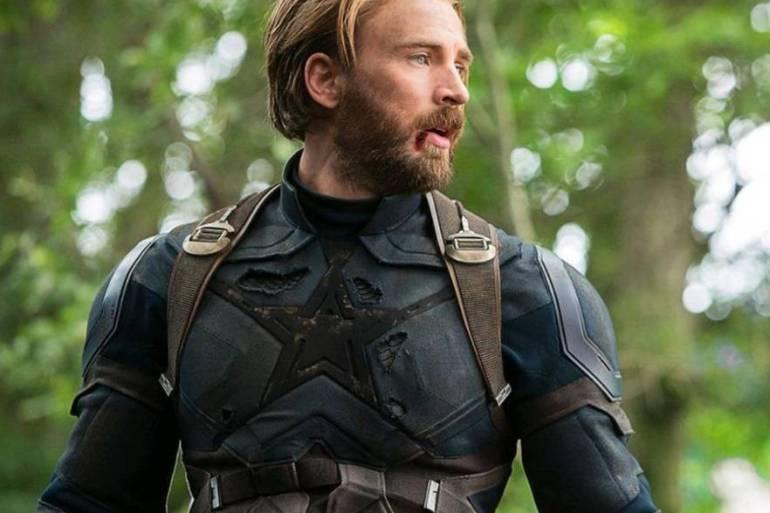 Infinity War captain america 1