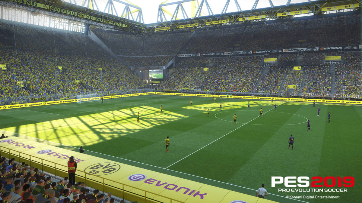 PES 2019 Looks Like It's Off To A Strong Start | Cultured Vultures