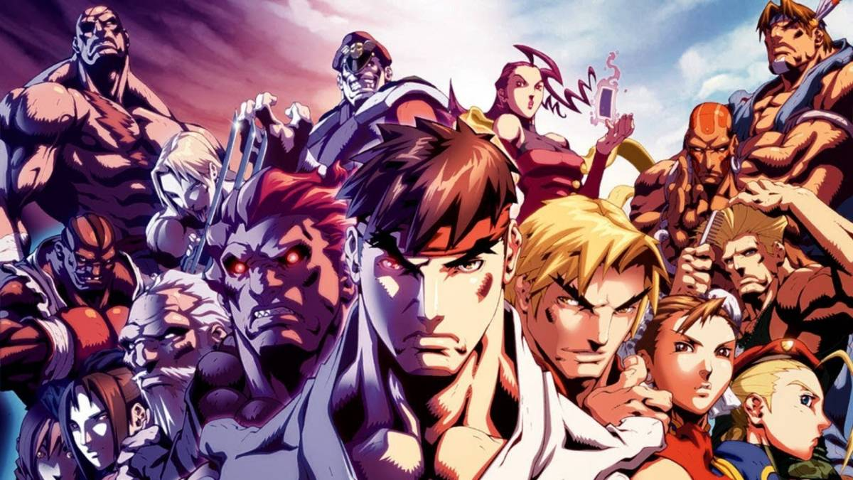 30 Years Of Street Fighter The Forgotten World Warriors Cultured Vultures