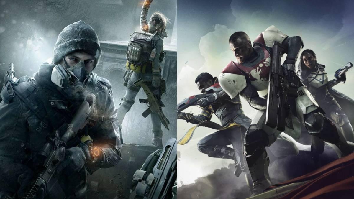 The Division 2 Destiny 2