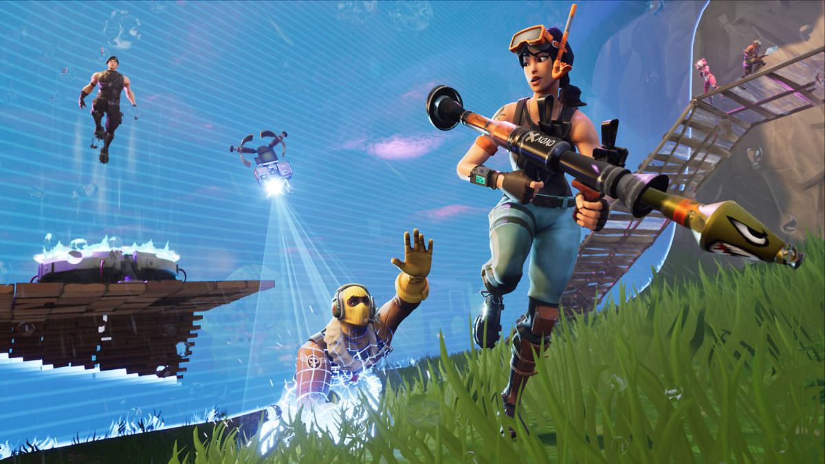 The Best Fortnite Ps4 Xbox One Controller Tips