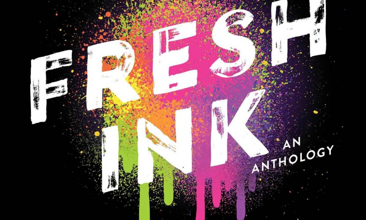 Fresh Ink book