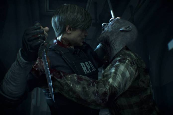 Resident Evil 2 remake 7