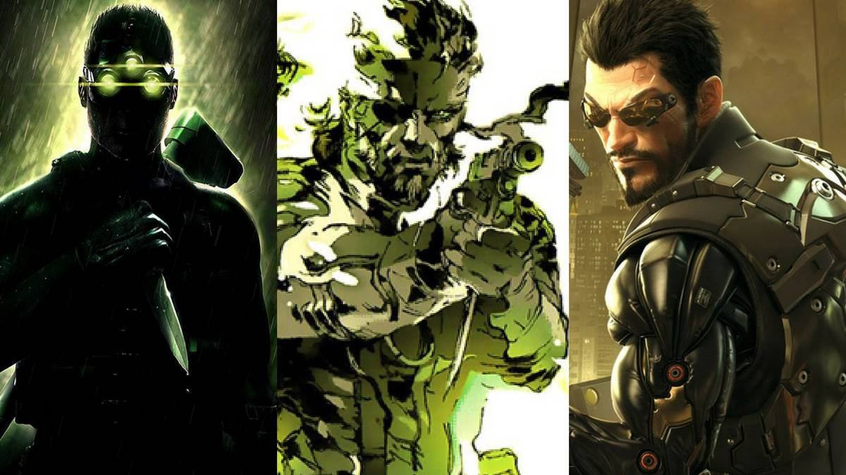 Best Stealth games