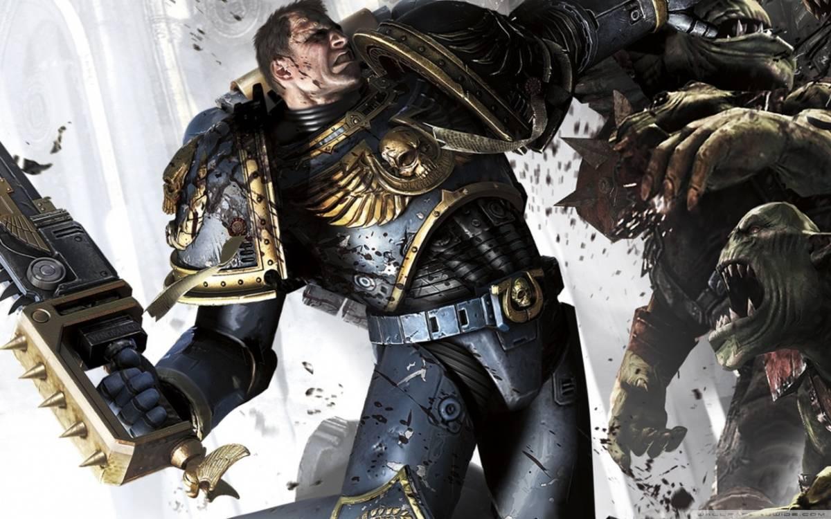Warhammer 40k Space Marines: 7 Best Warhammer 40K Video Games