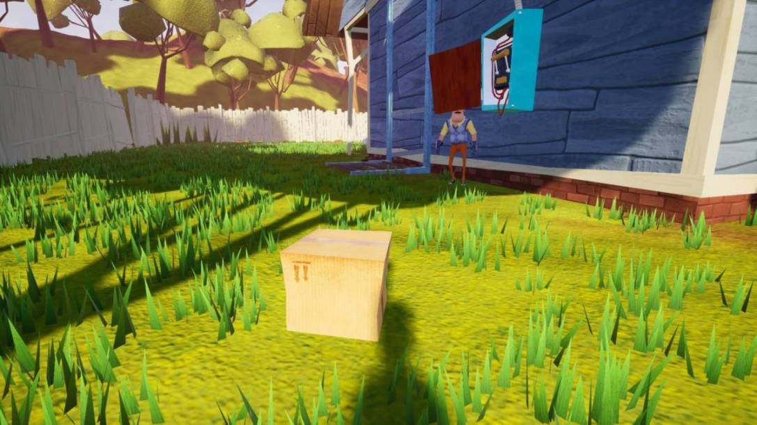Hello Neighbor PS4 review