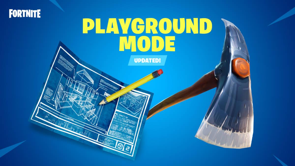 Fortnite Playground V2