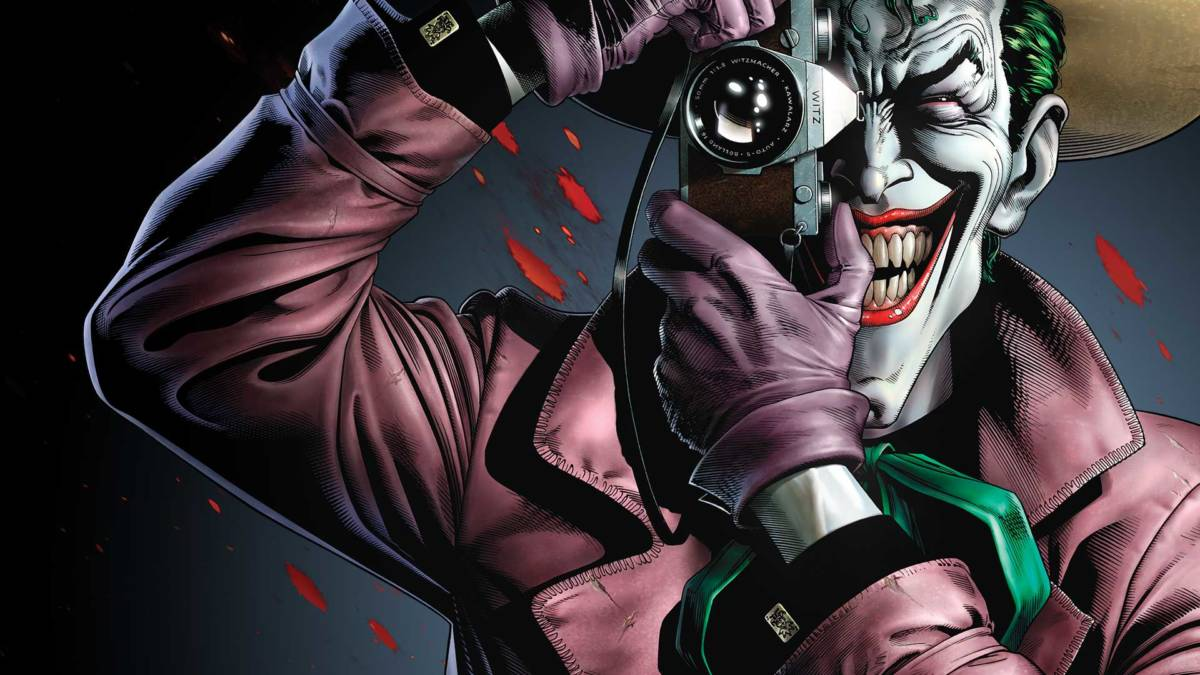 Joker The Killing Joke