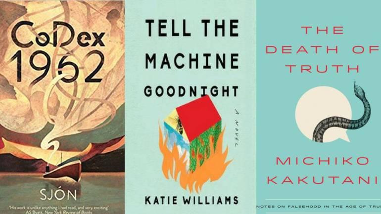 New books july 2018