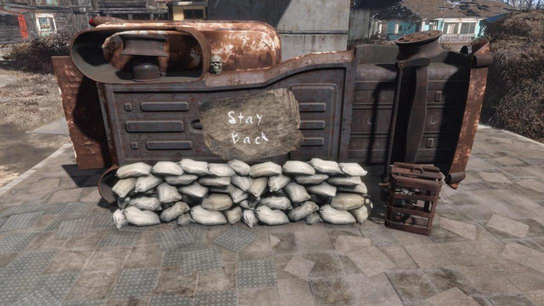 Fallout 4 mods 3