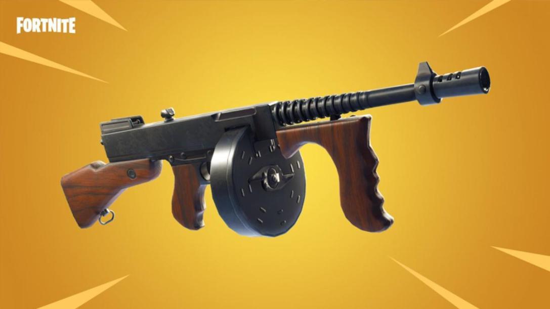 Fortnite Drum Gun