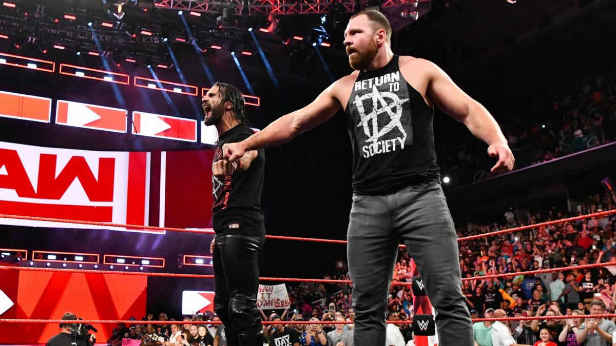 Is Dean Ambrose Really Leaving Wwe Cultured Vultures
