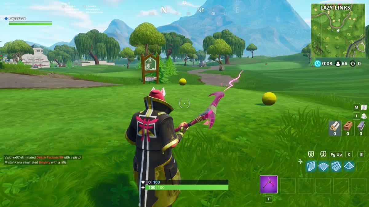 Fortnite Season 5 Guide: Tips For The Lazy Links Golf