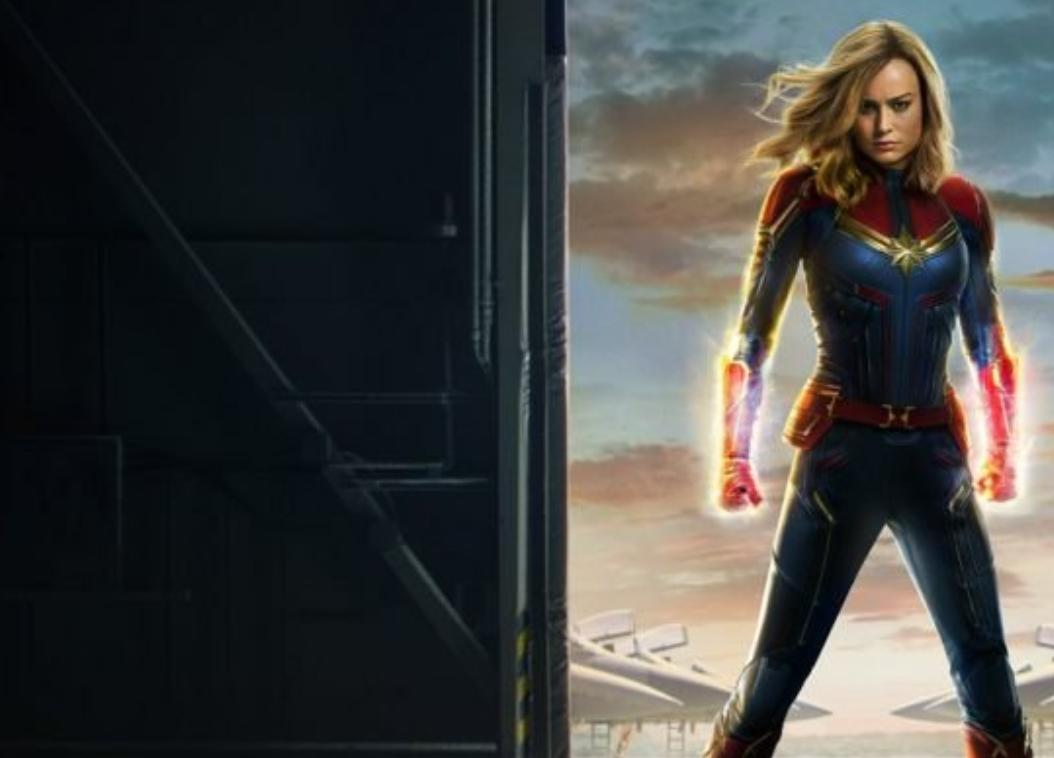 Marvel Movie Posters: Check Out This Captain Marvel Movie Poster