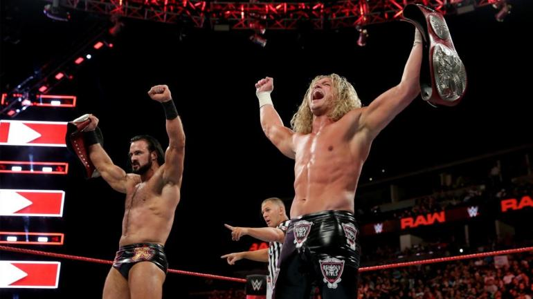Dolph and Drew