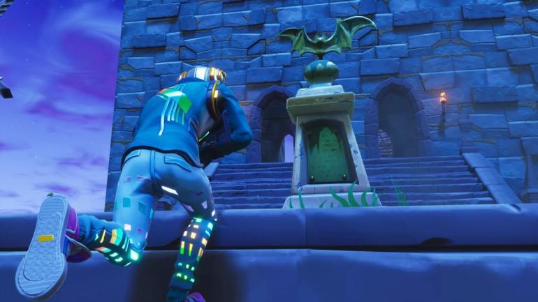 Fortnite Haunted Castle
