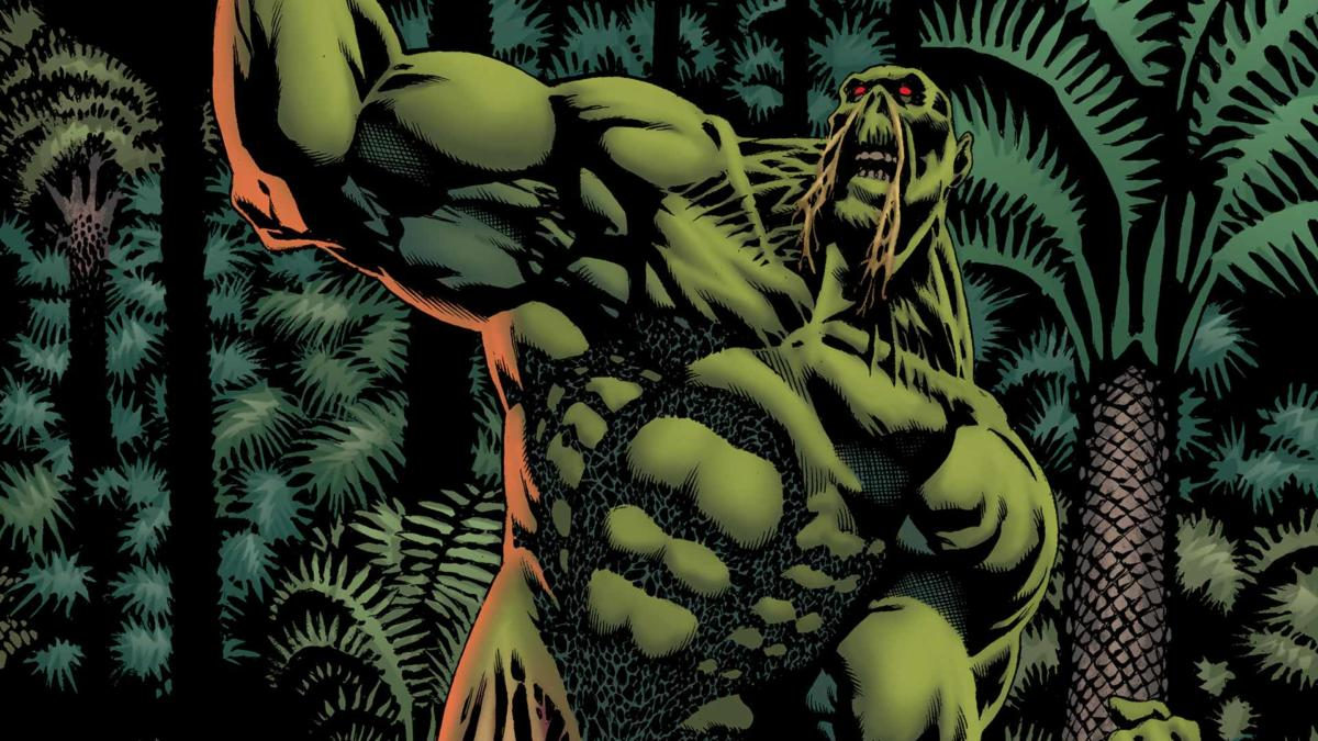 DC Universe's Swamp Thing Show Finds Its Lead | Cultured